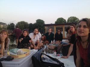 Saudade meeting 17-07-2014a